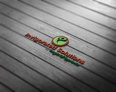 Invigorated Solutions Logo - 3d picture format