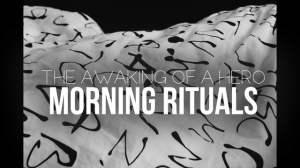 morning rituals - invigorated solutions