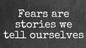 INvigorated fear