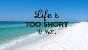Life is too short Invigorated SOlutions